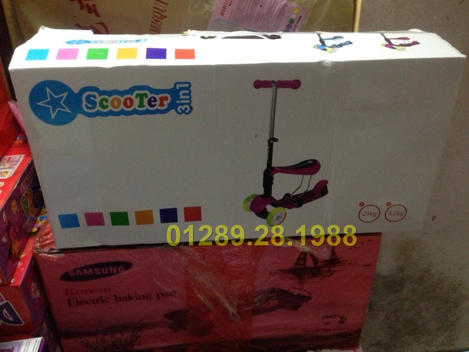 xe-truot-scooter-3-trong-1-cho-be